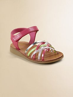 Cole Haan - Toddler's & Little Girl's Crisscross Sandals