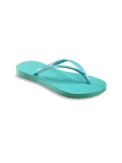 Havaianas - Little Girl's & Girl's Solid Color Flip Flops