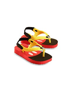 Havaianas - Infant's & Toddler's Mickey Flip Flops