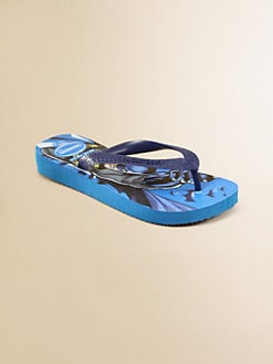Havaianas - Little Boy's & Boy's Batman Flip Flops