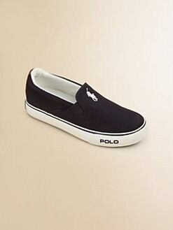 Ralph Lauren - Boy's Cantor Slip-On Sneakers