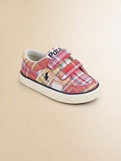 Ralph Lauren - Infant's & Toddler Girl's Bollingbrook EZ Sneakers