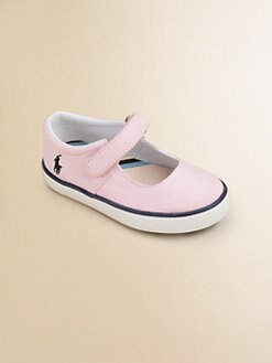 Ralph Lauren - Infant's, Toddler's & Girl's Sander Mary Jane Flats