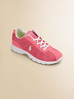 Ralph Lauren - Girl's Traxx Lace-Up Sneakers