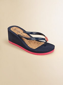 Ralph Lauren - Girl's Borolla Wedge Sandals