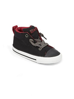 Converse - Infant's & Toddler's Chuck Taylor All Star Street High-Top Slip-On Sneakers