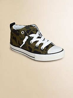 Converse - Boy's Chuck Taylor All Star Street Slip-On Sneakers