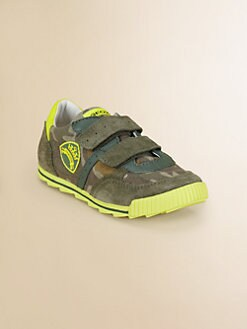 Geox - Toddler's & Boy's Camouflage Sneakers