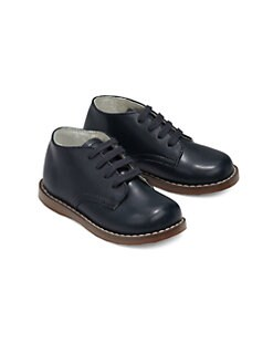 Footmates - Infant's High-Top Leather Booties