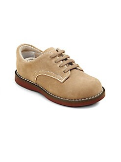 Footmates - Infant's, Toddler's & Boy's Dirty Buck Oxford Saddle Shoes