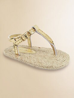 Ralph Lauren - Infant's Bowman Thong Sandals