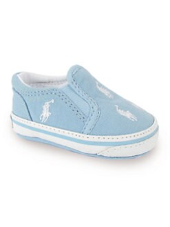 Ralph Lauren - Infant's Bal Harbour Repeat Slip-On Sneakers
