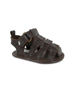 Ralph Lauren - Infant's Leather Fisherman Sandals