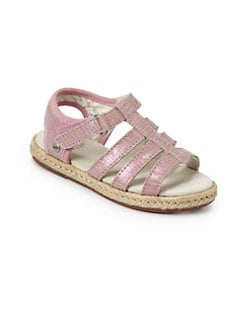 UGG Australia - Infant's Toddler's & Little Girl's Rayna Espadrille Sandals