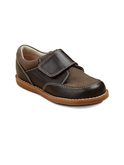 Footmates - Toddler's & Boy's Drew Leather Shoes