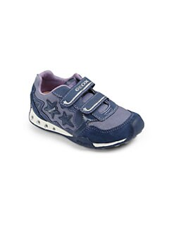 Geox - Toddler's & Girl's Light-Up Star Sneakers