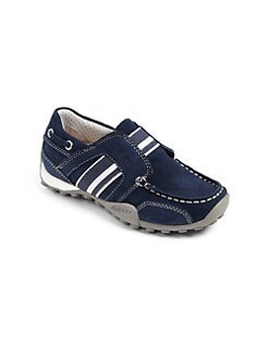 Geox - Toddler's & Boy's Suede Shoes