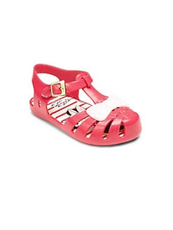 Mini Melissa - Infant's & Toddler's Mini Mouse Sandals