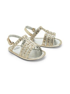 Stuart Weitzman - Infant's Studded Sandals