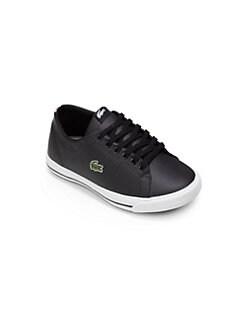Lacoste - Little Boy's Leather Sneakers