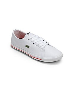 Lacoste - Boy's Leather Sneakers