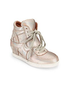 Ash - Girl's Babe Bis Wedge Sneakers