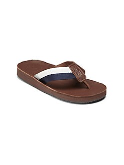 Ralph Lauren - Toddler's & Kid's Bradley Leather Sandals
