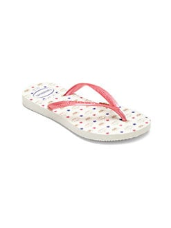 Havaianas - Toddler & Girl's Dreams Slim Flip Flops