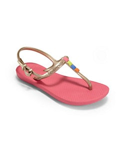 Havaianas - Toddler & Girl's Freedom T-Strap Sandals