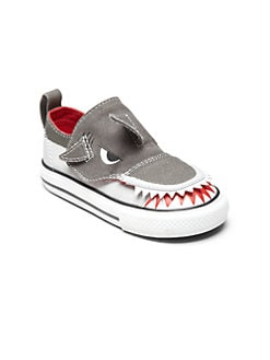 Converse - Infant's & Toddler's All Star No Problem Shark Sneakers