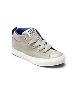 Converse - Kid's All Star Street Mid Sneakers