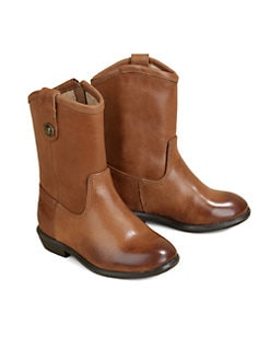 Frye - Infant's, Toddler's & Girl's Melissa Leather Cowboy Boots