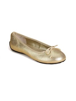 Ralph Lauren - Girl's Allie Patent Leather Ballet Flats