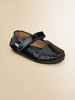 Venettini - Toddler's & Girl's Mary Jane Loafers