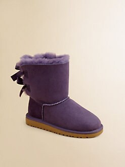 UGG Australia - Infant's, Toddler's & Girl's Bailey Bow Boots