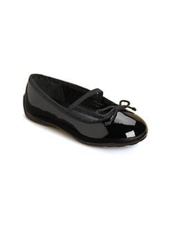 Ralph Lauren - Infant's & Toddler Girl's Allie Ballet Flats