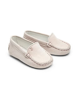 Tod's - Infant's Gommini Leather Driver Loafers