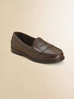 Ralph Lauren - Kid's Marlow Penny Loafers