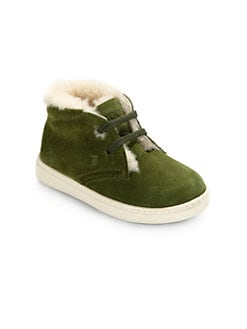 Tod's - Infant & Toddler Boy's Suede Desert Booties