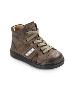 Tod's - Infant & Toddler Boy's Leather High-Top Sneakers