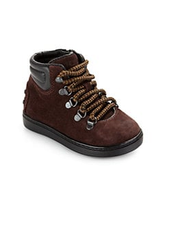 Tod's - Infant & Toddler Boy's Suede Trekking Boots