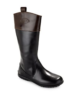 Tod's - Girl's Riding Boots