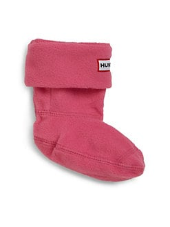 Hunter - Kid's Fleece Welly Sock