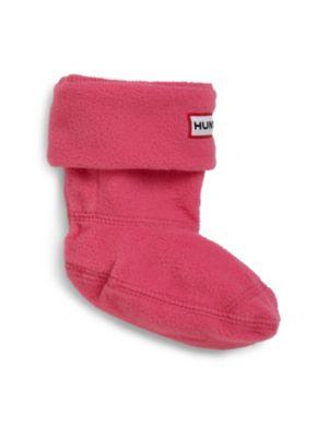 Kid's Fleece Welly Sock