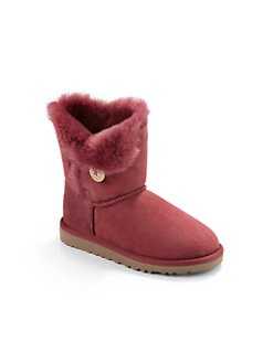 UGG Australia - Girl's Bailey Button Boots