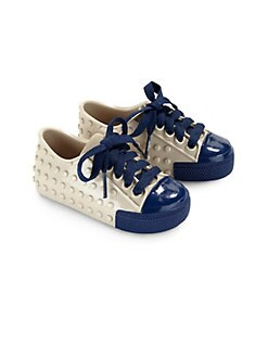 Mini Melissa - Infant's & Toddler's Polibolha Sneakers