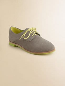 Dolce Vita - Kid's Suede Oxfords