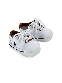 Ralph Lauren - Infant's Canvas Sneakers