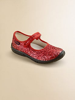 Naturino - Infant's, Toddler's & Big Girl's Glitter Mary Jane Flats