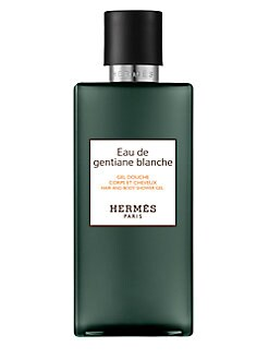 HERMÈS - Eau de Gentiane Blanche Hair & Body Shower Gel/6.7 oz.